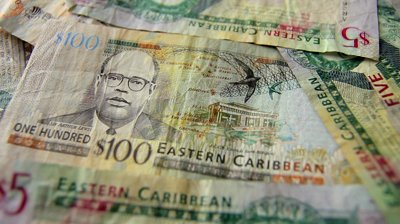EC currency money