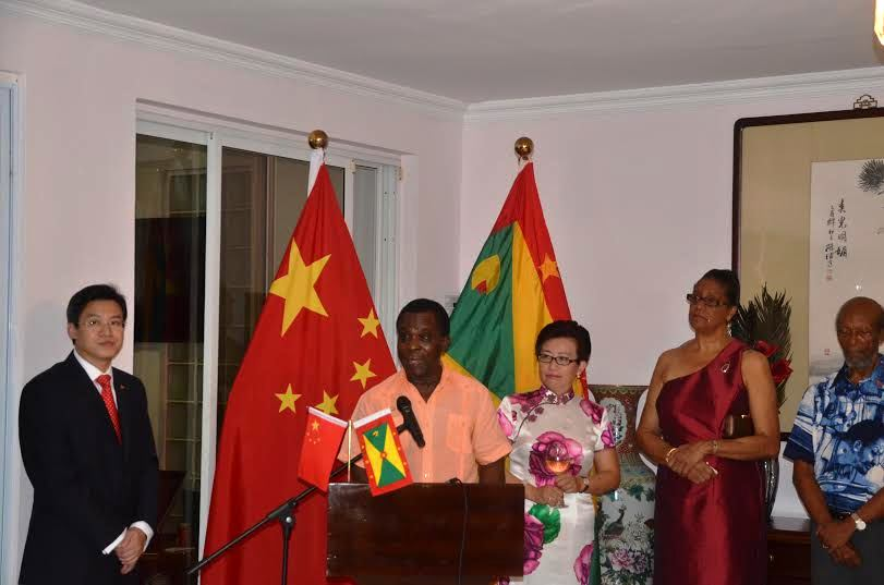 Grenada China Mutual Legal Assistance Agreement Now Grenada
