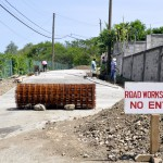 Infrastructural Development Ongoing in high gear on the Sister-Isle
