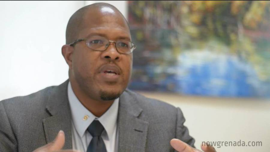 Roger Archer – President of the Grenada Bankers Association and Eastern Caribbean Currency Union (ECCU) Bankers Association