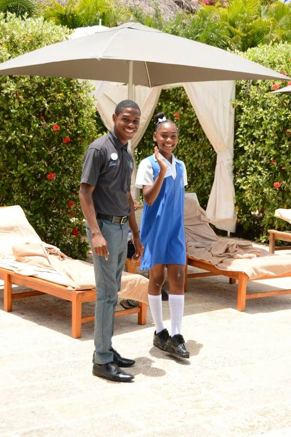 Sandals Grenada Gives Students An On The Job Experience