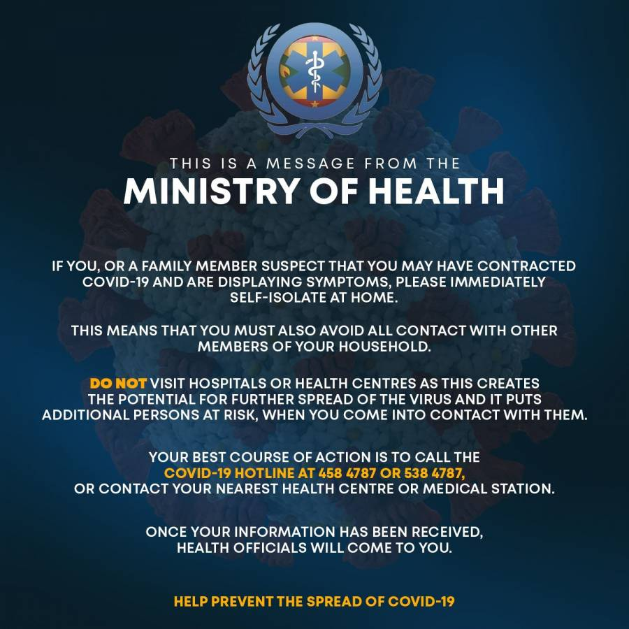 MOH contact info
